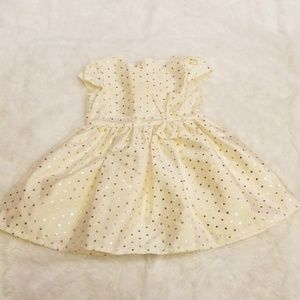 Baby girl special occasion dress 12 mos.